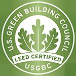 certificate U.S. Green Bulding council