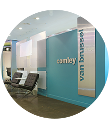 comley van brussel office