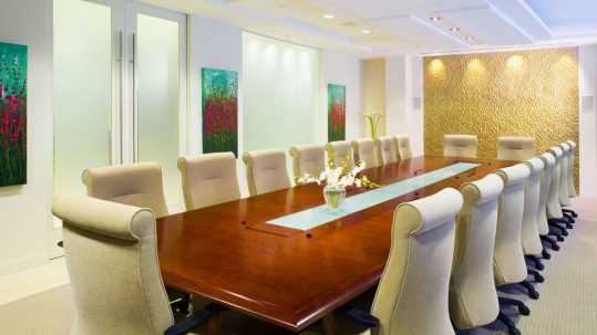 Genworth board room