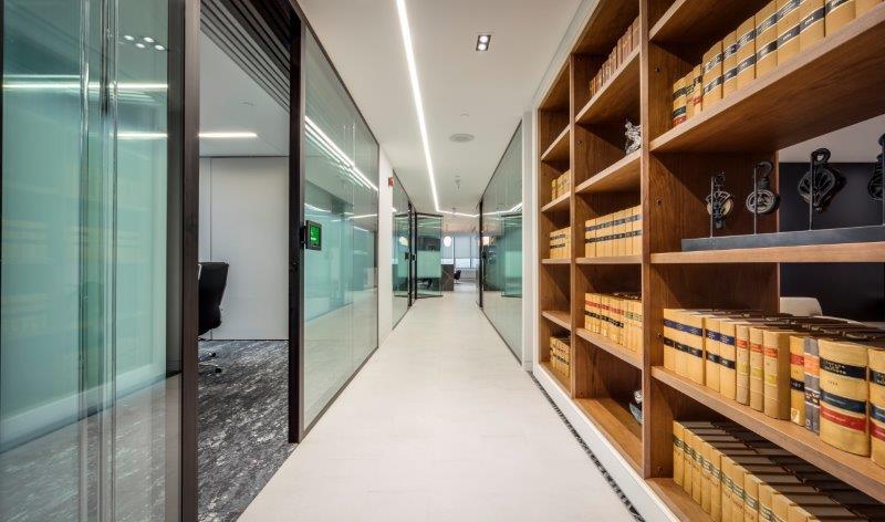 Loopstra Nixon Canada hallway