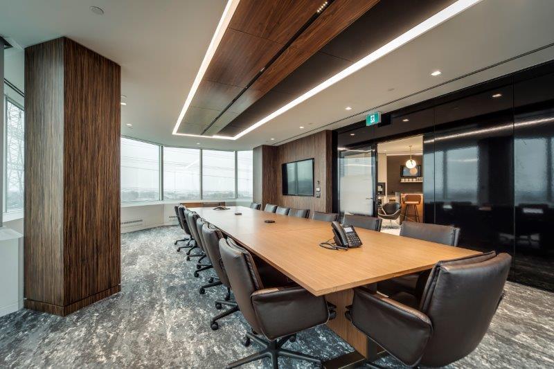 Loopstra Nixon Canada Board Room